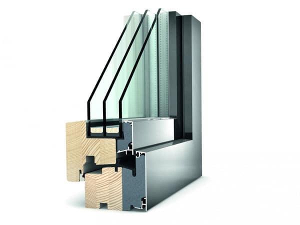 Vendita e installazione finestre in alluminio e legno metra modena vetreria vetropan - Finestre in alluminio e legno ...